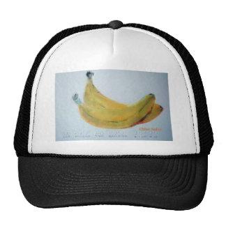 Un plátano, plátano dos gorro