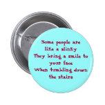Un poco de botón de la gente pin