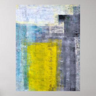 """""""Un poco de poster del arte abstracto de los"""