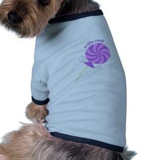 Un poco dulce camisas de perritos