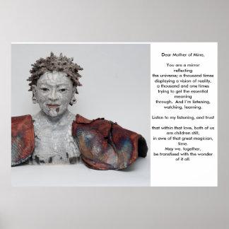 Un poema para la madre póster