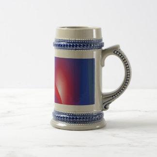 Un poeta tazas de café