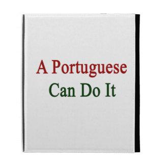 Un portugués puede hacerlo
