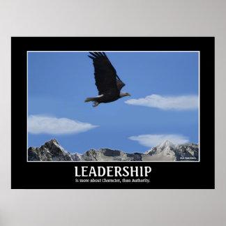 Un poster de motivación más pequeño de Eagle del ~