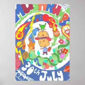 Un poster de Mushrumps