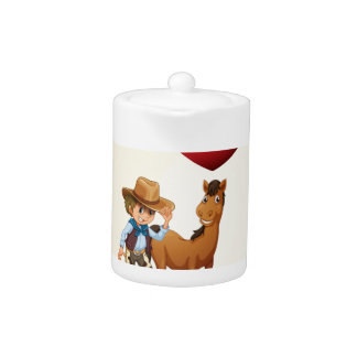 Un poster que muestra el amor de un caballo