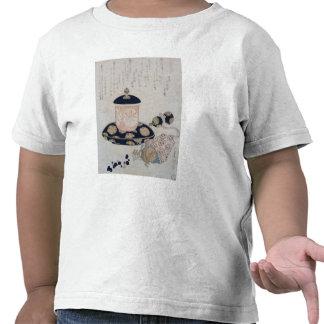 Un pote del té y de las llaves 1822 camiseta