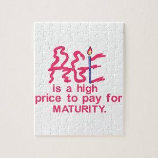 Un precio alto puzzle