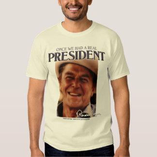 Un presidente real poleras