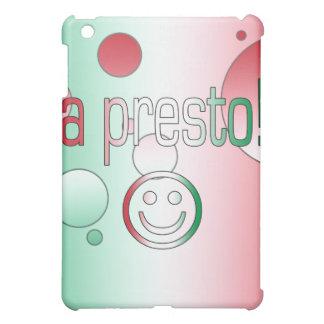 ¡Un presto La bandera de Italia colorea arte pop