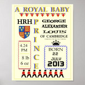 Un príncipe es poster nacido de George Alexander L