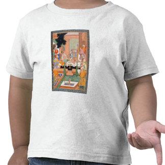Un príncipe y los compañeros toman los refrigerios camisetas