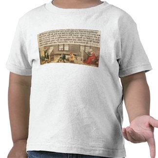 Un profesor de escuela camiseta