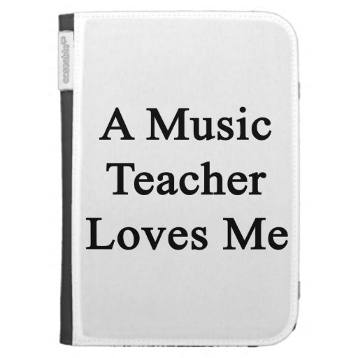 Un profesor de música me ama