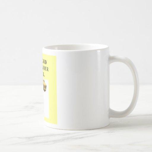 un proverbio árabe tazas de café