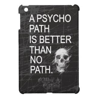 Un psicópata es mejor que ningún tipo cráneo de la