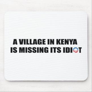 Un pueblo en Kenia está faltando a su idiota Alfombrillas De Ratones