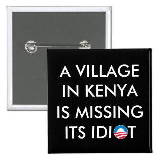 Un pueblo en Kenia está faltando a su idiota Pin Cuadrado