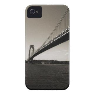 Un puente en Nueva York Case-Mate iPhone 4 Protectores