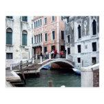 Un puente veneciano postales