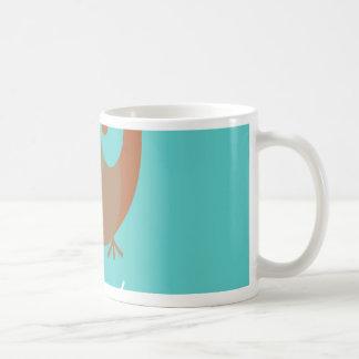 ¡Un qué pitido!  Caso del búho Taza De Café