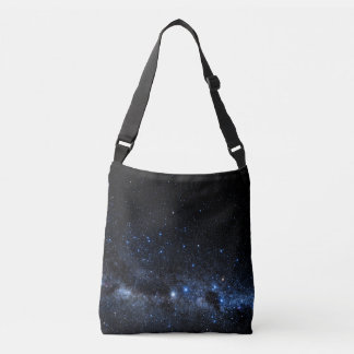 Un racimo de estrellas bolsa cruzada