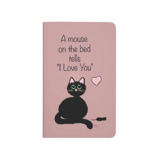 Un ratón en la cama cuadernos