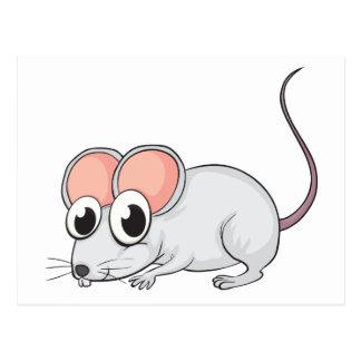 Un ratón postal