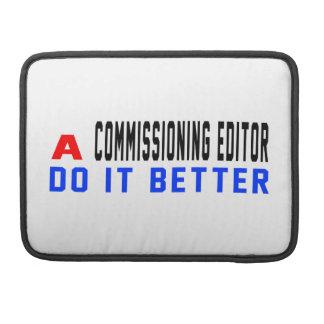 Un redactor de Comisión mejora Fundas Para Macbooks