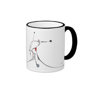 un regalo del corazón tazas de café