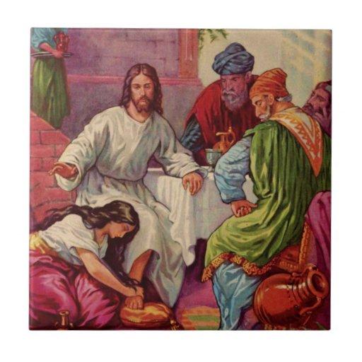 Un regalo para Jesús Azulejos