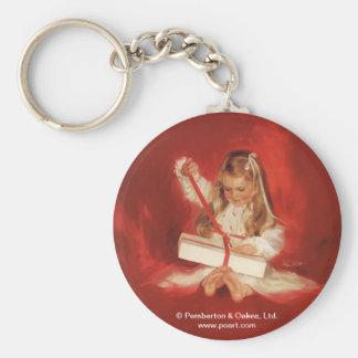 Un regalo para Laurie Llavero Redondo Tipo Pin