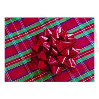 Un regalo para usted tarjeta pequeña