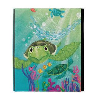 Un rescate de la tortuga de mar