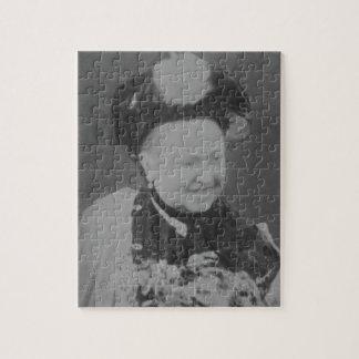Un retrato del jubileo de la reina Victoria (1819- Rompecabeza