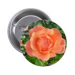Un rosa es un Rose8 Pin