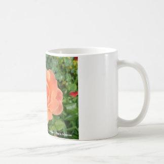 Un rosa es un Rose8 Taza De Café