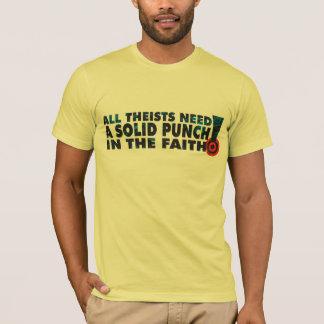 Un sacador en la fe playera