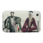 Un sacerdote griego y un turco, grabados por el funda para iPhone 3 de Case-Mate