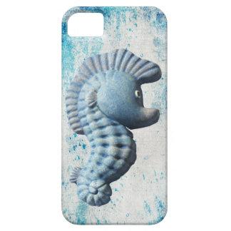 Un Seahorse caprichoso divertido lindo iPhone 5 Fundas