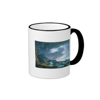 Un Seastorm, 1752 Tazas De Café