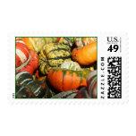 ¡Un sello de encargo de las calabazas de otoño!