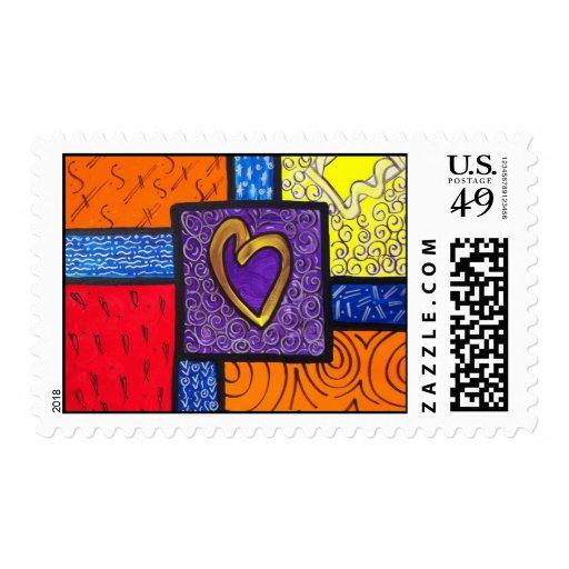 Un sello del corazón