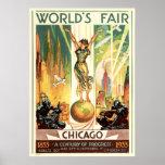 Un siglo de progreso - la feria 1933 de mundo de C