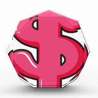 Un símbolo del dólar