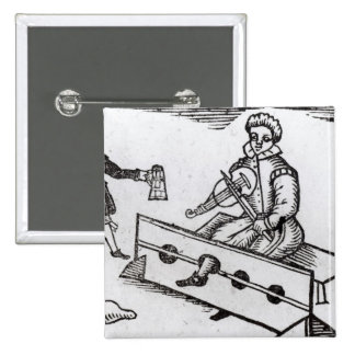 Un Snatcher de monedero en la acción Pin Cuadrado