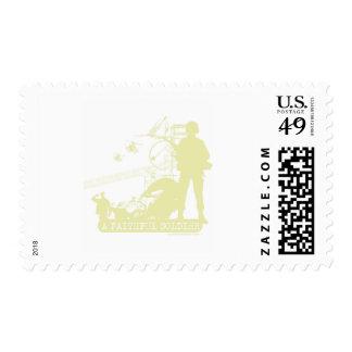 Un soldado fiel sellos