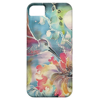 Un solo colibrí funda para iPhone 5 barely there