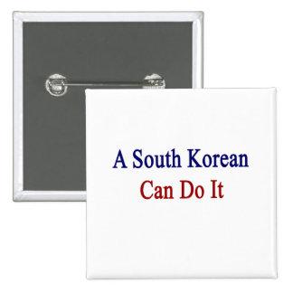 Un sudcoreano puede hacerlo pins