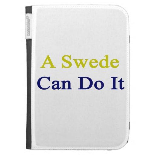 Un sueco puede hacerlo